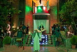 برگزاری آیین شب قدر در خانه هنرمندان ایران