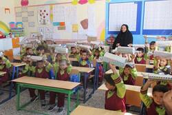 ۴۵ هزار کلاس اولی در مازندران به مدرسه می روند