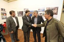 """افتتاح نمایشگاه"""" همه جا برای همه"""" در پاریس"""