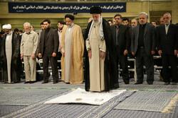 مراسم سوگواری حضرت امیرالمؤمنین علیهالسلام در حسینیه امام خمینی