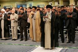 حسینیہ امام خمینی (رہ) میں حضرت علی (ع)کی شہادت کی مناسبت سے مجلس عزا کا انعقاد