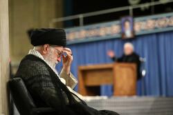 حسینیہ امام خمینی (رہ) میں حضرت علی علیہ السلام کی شہادت کی مناسبت سے مجلس عزا کا انعقاد