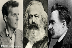 شرح ماتریالیسم مارکس، نیچه و ویتگنشتاین/مسیحیت هم ماتریالیستی است