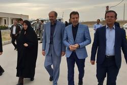 فاز اول پایانه صادراتی کشاورزی قزوین درهفته دولت افتتاح شود