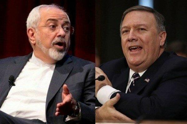 تعليق ظريف على مزاعم اميركا وفرنسا حول البرنامج الصاروخي الايراني