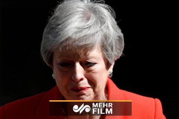 تھریسامے کا استعفی ، برطانیہ کو چیلنجوں کا سامنا