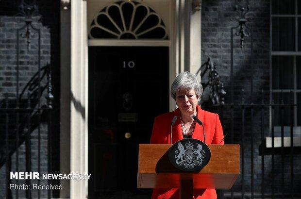 استعفای نخست وزیر انگلیس