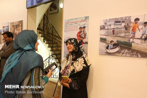'Everywhere for Everyone' photo exhibit in Paris