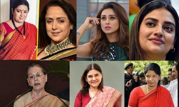 بھارتی پارلیمانی انتخابات میں 78 خواتین کامیاب