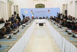 روحانی: وحدت فکر و اعتماد به یکدیگر عامل پیروزی در جنگ اقتصادی است