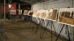 برگزاری نمایشگاه عکس «حماسه خدمت» در موزه دفاع مقدس