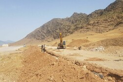 پروژه انتقال آب شرب شهر خرمآباد به دانشگاه لرستان آغاز شد