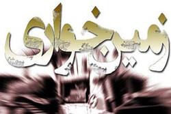 اغماضی در برخورد با زمینخواری در استان بوشهر نخواهیم داشت