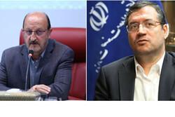 استاندار قزوین با وزیر صنعت دیدار و گفتگو کرد