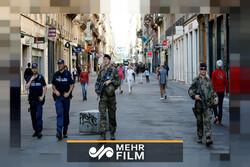 حملۀ لیون؛ تشدید تدابیر امنیتی در فرانسه