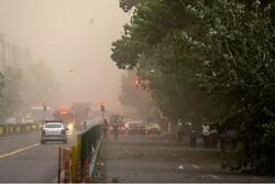 وزش طوفان سهمگین در آذربایجان شرقی شایعه است