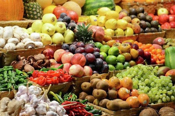 ۵۲۹ هزار تن محصول کشاورزی از استان کردستان صادر شد