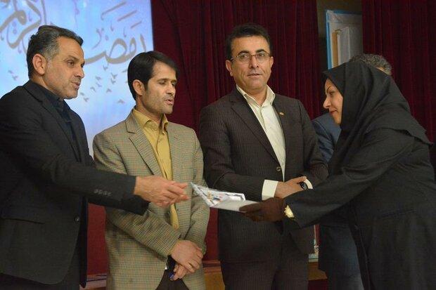 مدرسین دانشگاه فرهنگیان استان بوشهر تجلیل شدند
