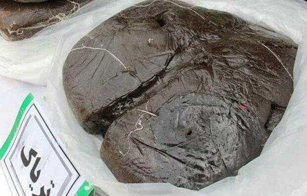 ۱۱۸ کیلوگرم مواد مخدر در لردگان کشف شد
