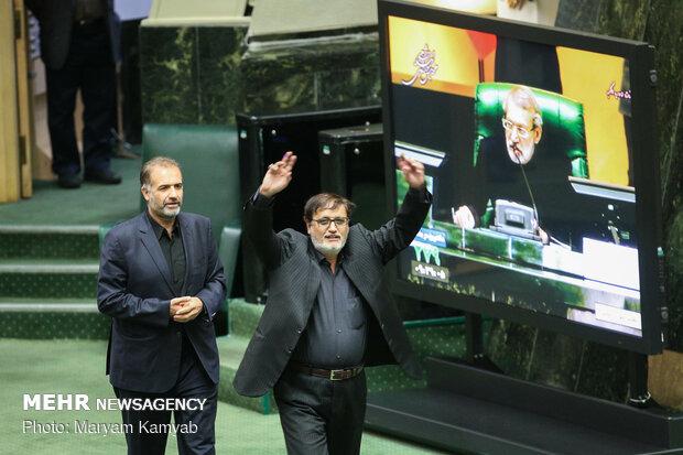 انتخابات رئاسة مجلس الشورى الاسلامي