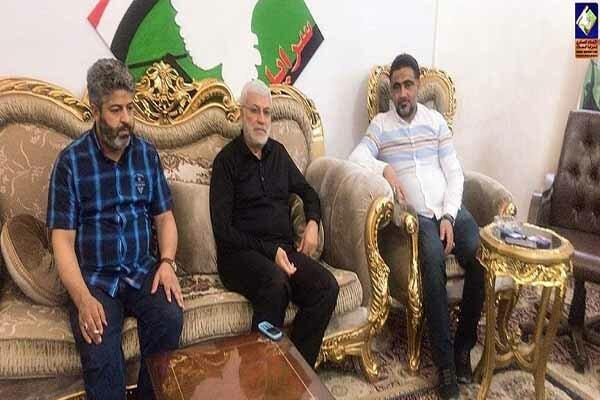 محورهای رایزنی ابومهدی المهندس با معاون مقتدی صدر
