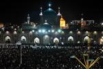 مراسم احياء ليلة 21 من رمضان المبارك في مشهد المقدسة/صور