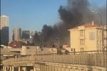 İstanbul'da yangın: İki ölü