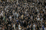 نجف اشرف میں حضرت علی (ع) کی شہادت اورشب قدرکی مناسبت سے عزاداری
