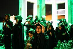 استان بوشهر غرق در عزا و ماتم شد/ برگزاری مراسم شب احیا