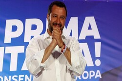 پیروزی حزب راستگرای «ماتئو سالوینی» در ایتالیا