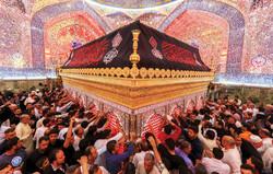 Mourners observe Night of Destiny in Najaf