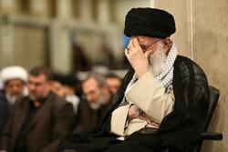 مراسم سوگواری سالروز شهادت امام علی(ع) با حضور رهبر انقلاب برگزار شد