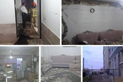 انفجار یک واحد مسکونی در پیشوا ۴ مجروح بر جای گذاشت