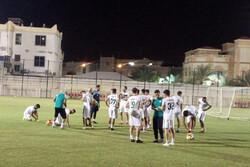 اولین تمرین ذوب آهن در قطر برگزار شد/ بازدید از افتخارات «العربی»