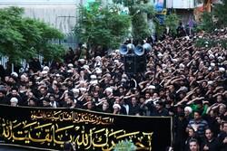 مراسم عزاء في ذكرى استشهاد الامام علي (ع)
