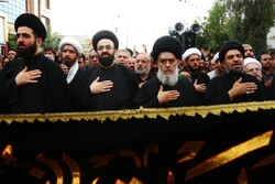 Mourning ceremony of martyrdom anniv. of Imam Ali (AS) marked in Qom