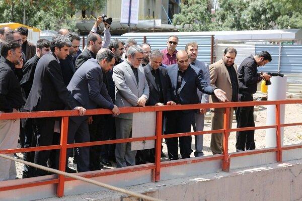 وزیر کشور از پروژه ساخت خطوط مترو مشهد بازدید کرد