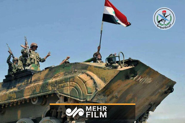تحولات جبهه ادلب؛ درهم شکستن تروریستهای مسلح