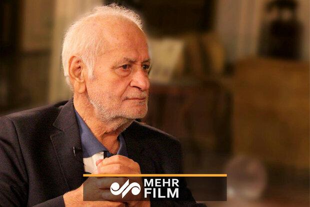 فیلمی از شادروان «پرویز بهرام» صدای ماندگار دوبله ایران