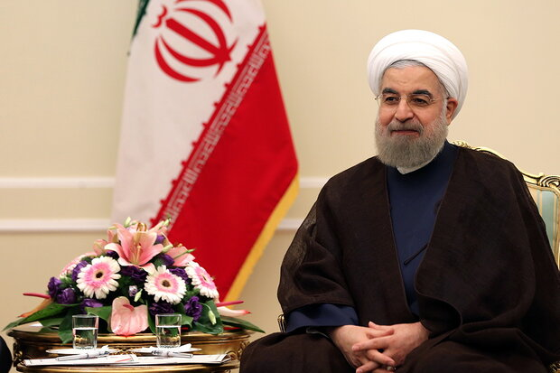 Rouhani lauds people's massive turnout in Feb. 11 rallies