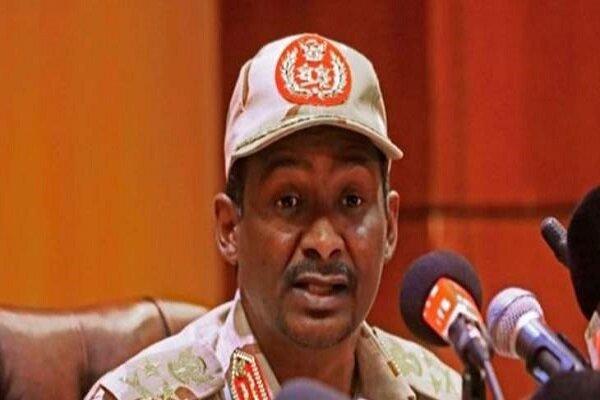 نائب رئيس المجلس الانتقالي السوداني: لن نسلم السودان إلا إلى أياد أمينة