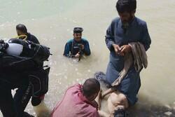 جوان ۱۷ ساله تبعه افغان در رودخانه «تیره» شهرستان دورود غرق شد