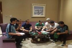 پنجمین جلسه ستاد آسیایی باشگاه ذوب آهن برگزار شد