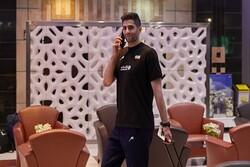 عبادیپور: ثابت میکنیم تیم ملی والیبال ایران بهترین تیم آسیا است