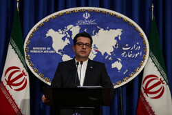 Iran to blacklist first group of FDD people soon: FM spox