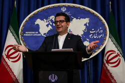 Europe can save JCPOA via practical measures: FM spox