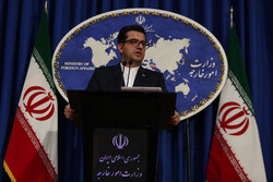 Iraq, Syria defeated ISIL with Iran's logistic support: FM spox