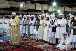 امنیت نماز عید فطر اهل سنت به خوبی تامین شد