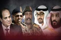 راز توجه ۳ کشور به سودان/ سلاح سیاسی در برابر تکیه بر قدرت خارجی
