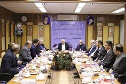 ضیافت افطار حزب موتلفه اسلامی با سفرای کشورهای اسلامی برگزار شد